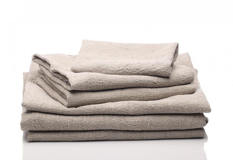 100 Linen Bath Towel Kt 101